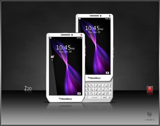 BlackBerry-Z201