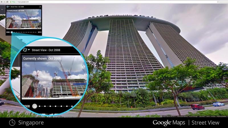 google-maps-time-machine